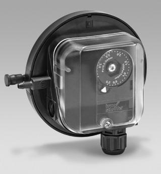 датчик-реле давления DL3 A