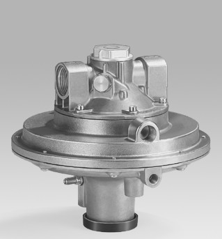 Регулятор соотношения газ воздух GIKH