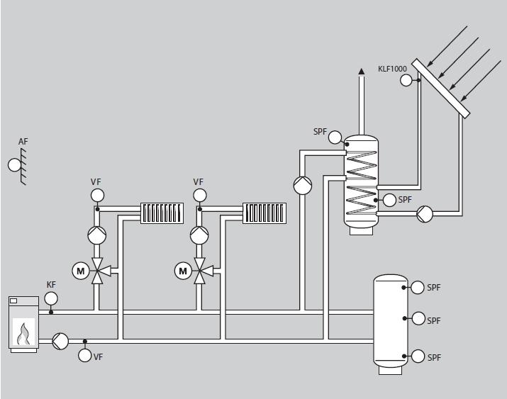 Merlin 5064 гидравлическая схема 2