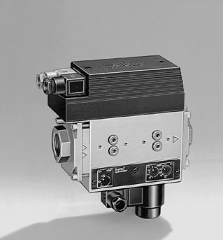 компактный блок клапанов CG 2
