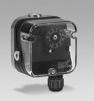 датчик-реле давления DG 50U-4