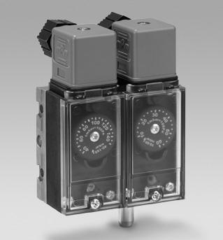 датчик-реле давления DG VC4