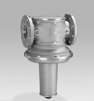 Регуляторы соотношения газ/воздух GIK F
