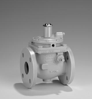 Предохранительно-запорный клапан JSAV 50F