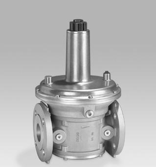Регулятор давления газа VGBF