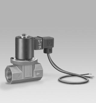 Электромагнитный газовый клапан VGP