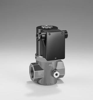 Электромагнитный клапан VG 15 N