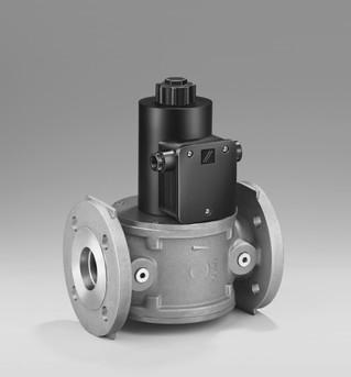 Электромагнитный клапан VG 50