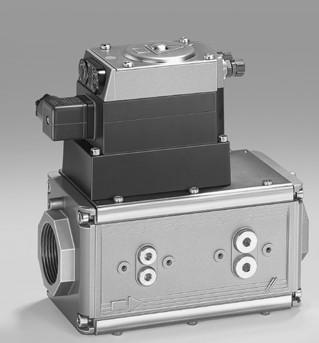 компактный блок клапанов CG 30
