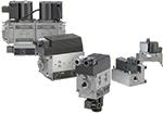 Компактні блоки клапанів і Moduline