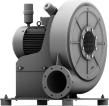 Вентилятори і повітронагнітачі Elektror