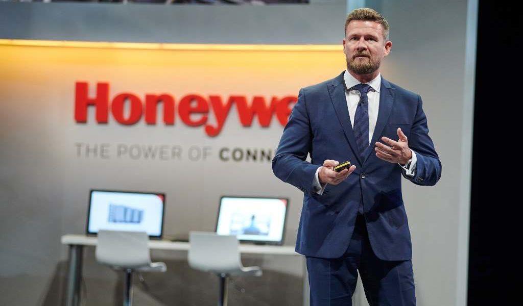 презентация стратегии развития направления HTS (Honeywell Thermal Solutions) на конференции 2018 Honeywell EMEA Channel Partner Conference